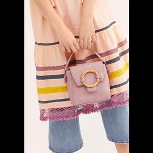 Free People Carrie Circle Crossbag